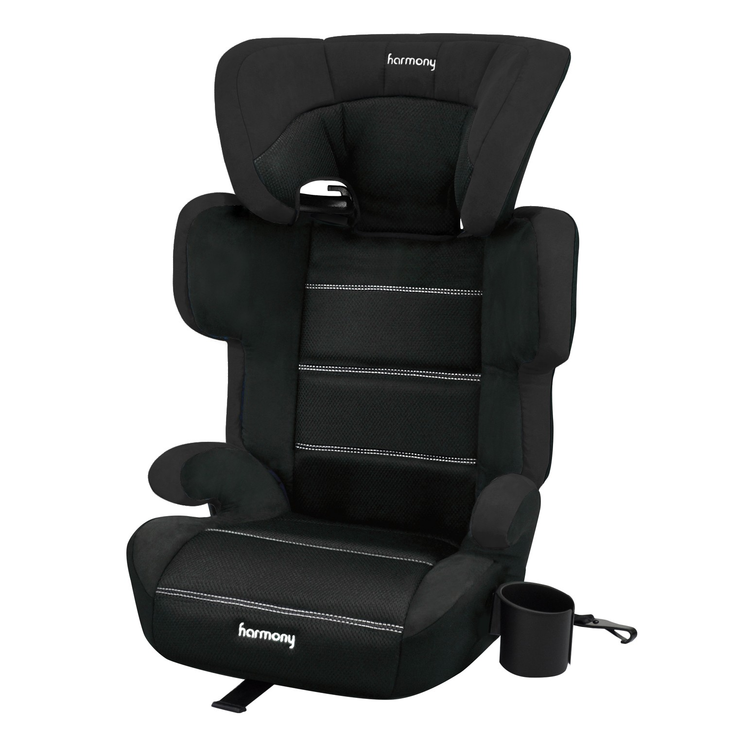 Dreamtime Elite Comfort Booster Car Seat with UAS - Black