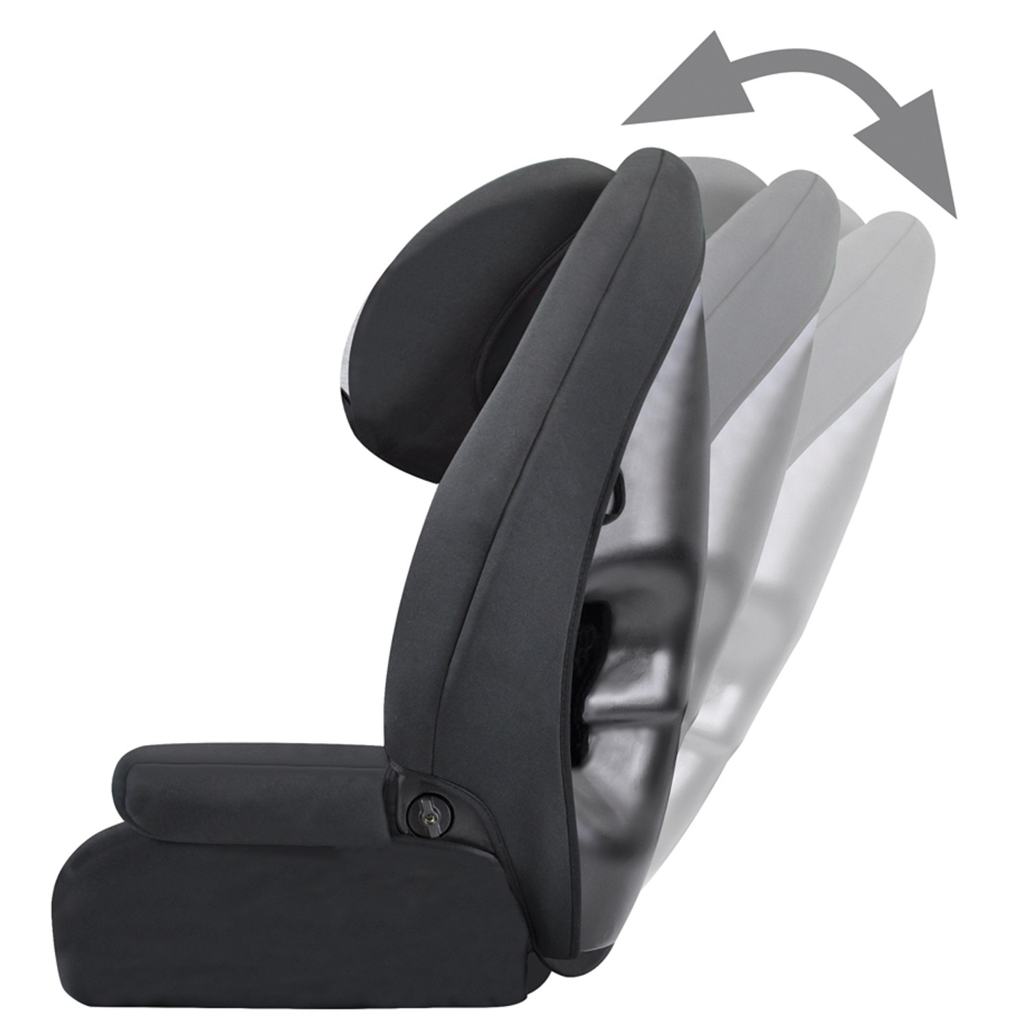 Defender 360° Elite 3-in-1 Combination Car Seat with Insert - Heather Grey