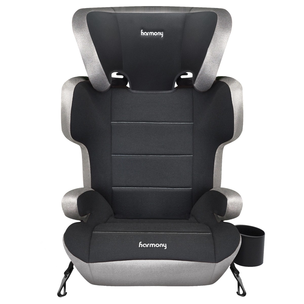 Dreamtime Elite Comfort Booster Car Seat with UAS - Silver Tech