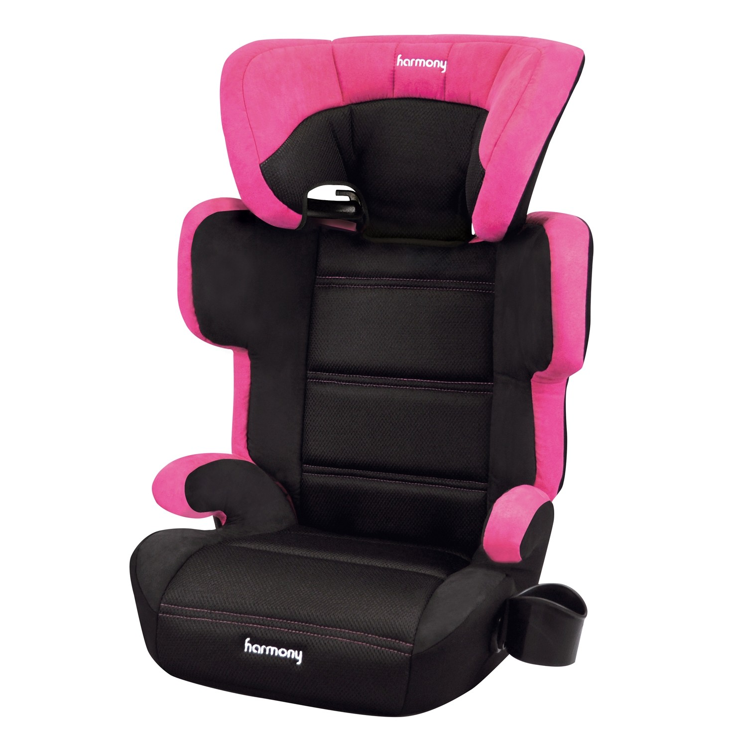 Dreamtime Elite Comfort Booster Car Seat - Rich Raspberry