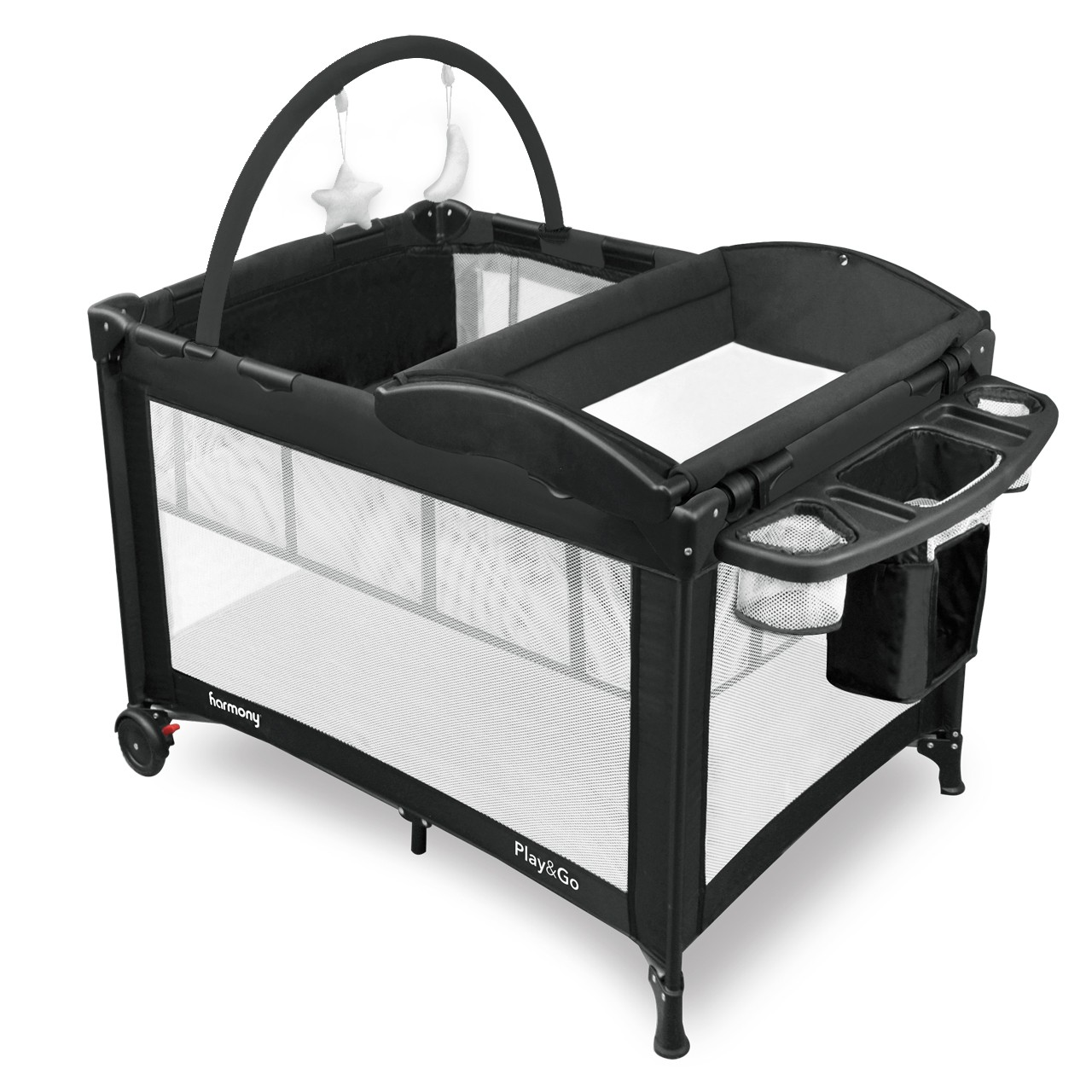 Play & Go Playard - All-in-One