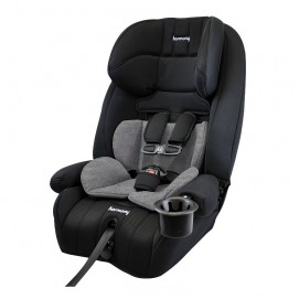 Defender 360° 3-in-1 Combination Deluxe Car Seat - Midnight with Heather Grey Insert