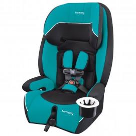 Defender 360° Sport 3-in-1 Combination Deluxe Car Seat - Teal/Black