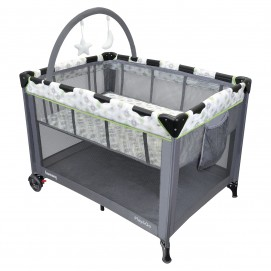 Play & Go Deluxe Playard - Pixels