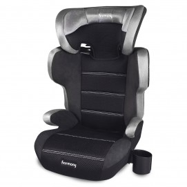 Dreamtime Elite Comfort Booster Car Seat - Silver Tech