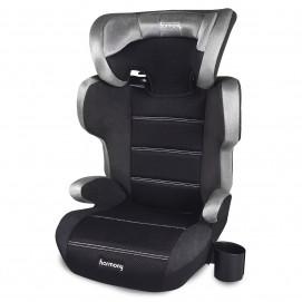 Dreamtime Elite Comfort Booster Car Seat - Silver Tech