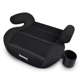 Youth Booster Elite Car Seat - Black