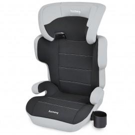 Dreamtime Elite Comfort Booster Car Seat - Grey and Black