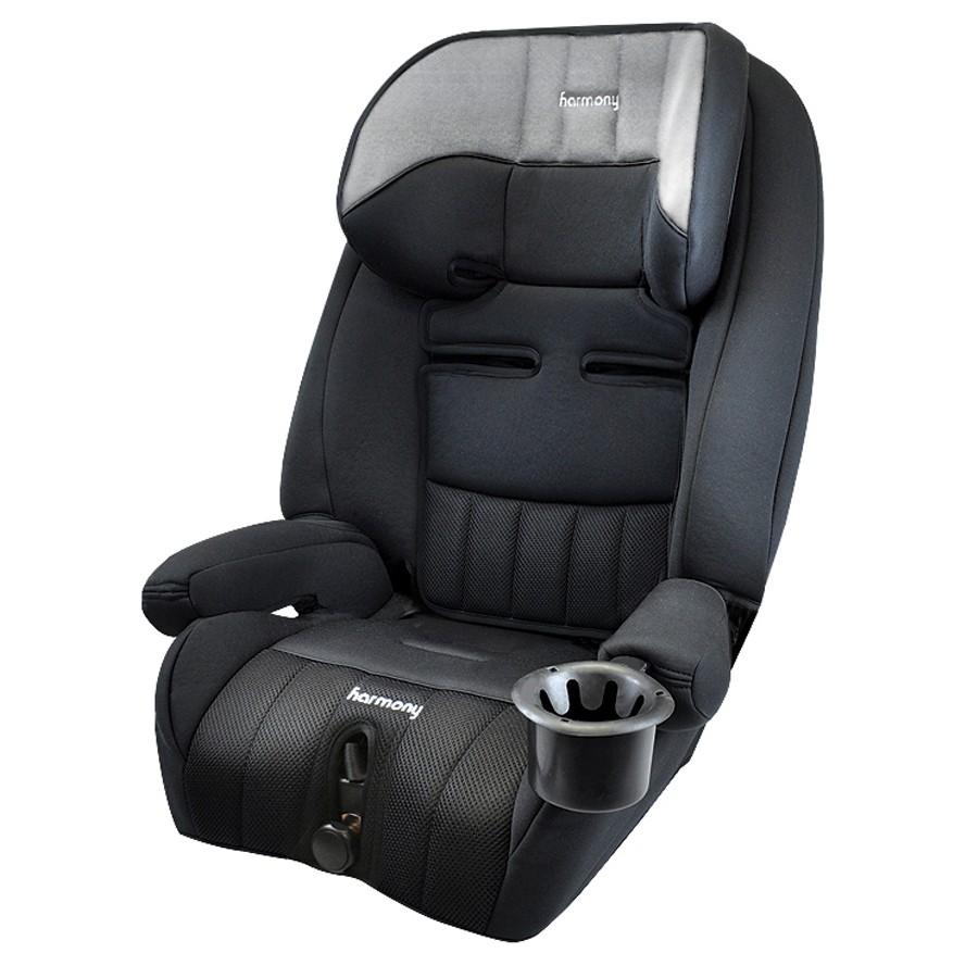 Defender 360° Siège d'auto de luxe 3-en-1 - Gris chiné