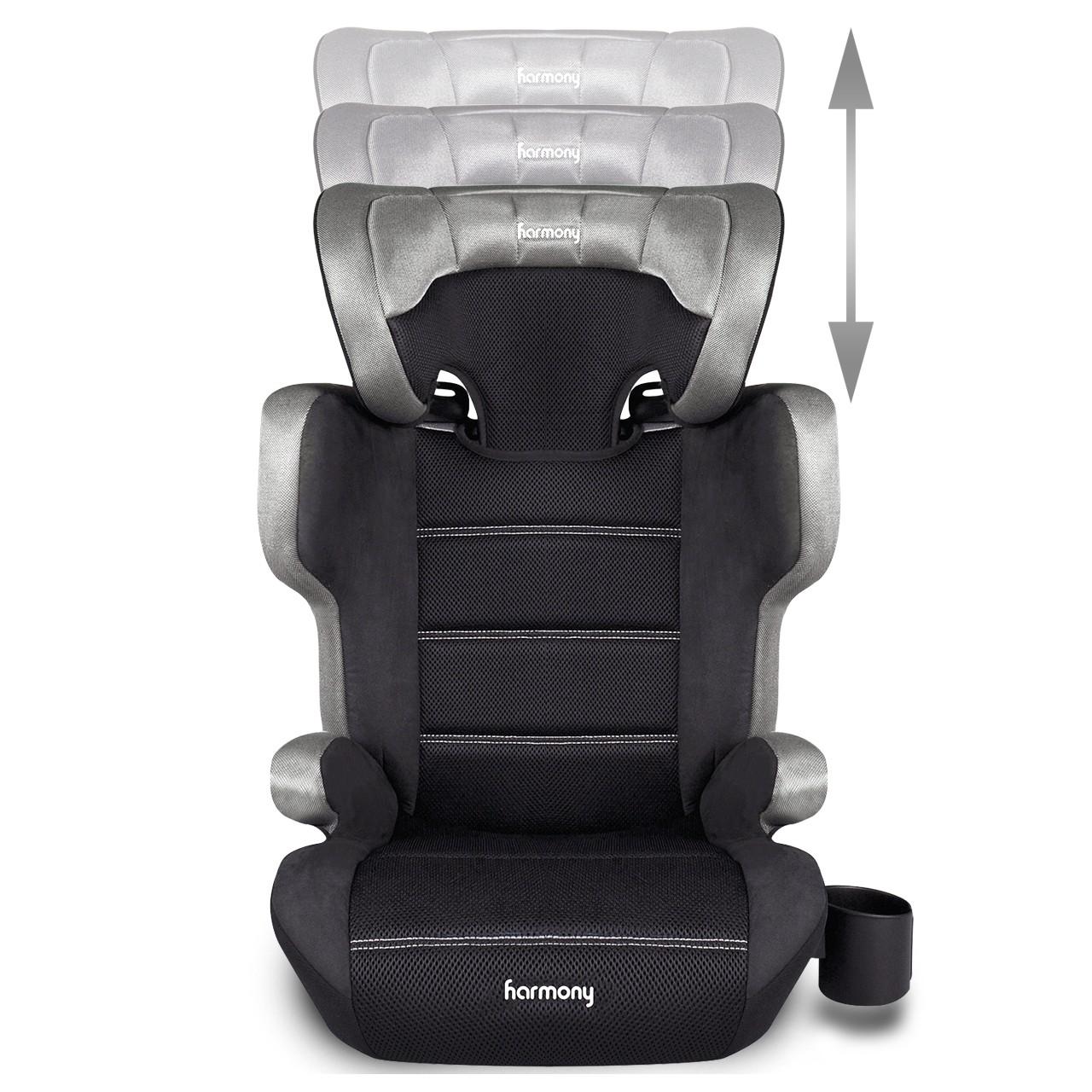 Dreamtime Elite - Siège d'auto d'appoint confort - Silver Tech