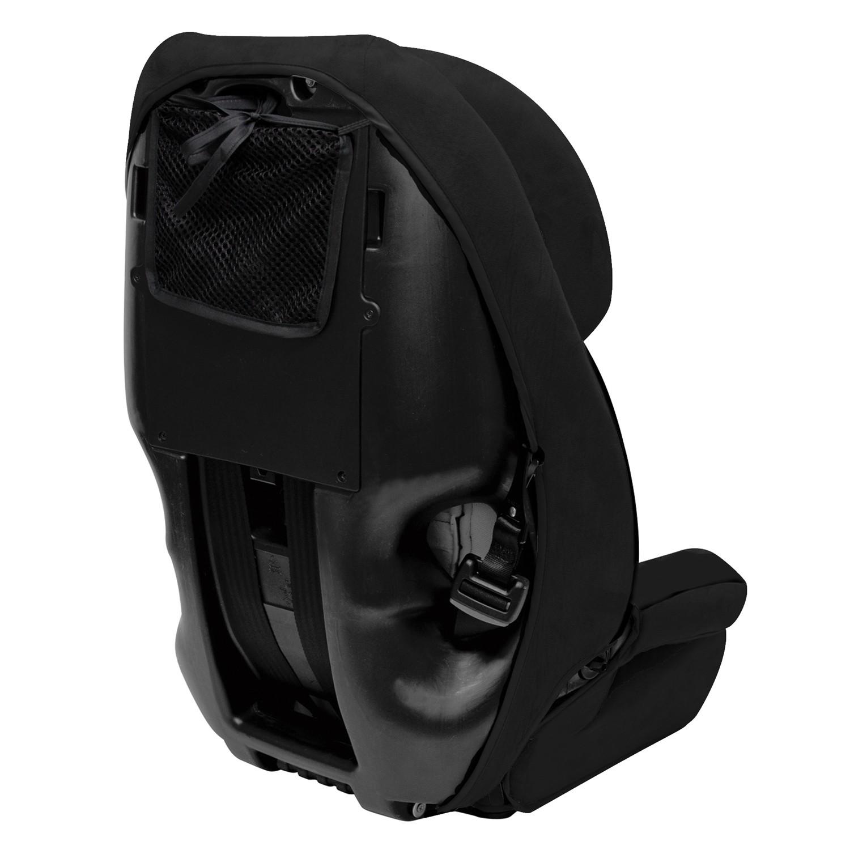 Defender 360° Siège d'auto de luxe 3-en-1 - Minuit/Blanc
