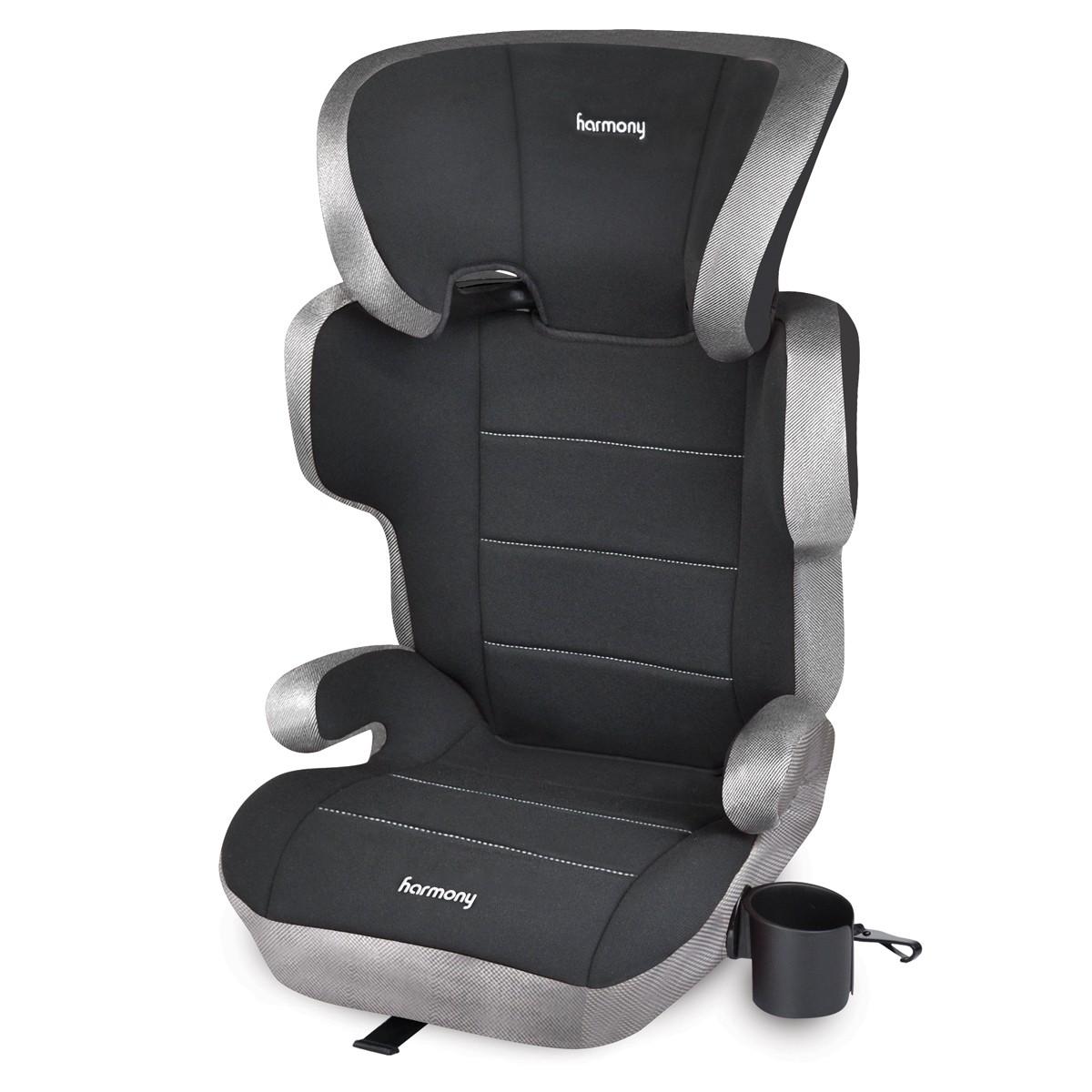 Dreamtime Elite - Siège d'auto d'appoint confort avec SAU - Silver Tech