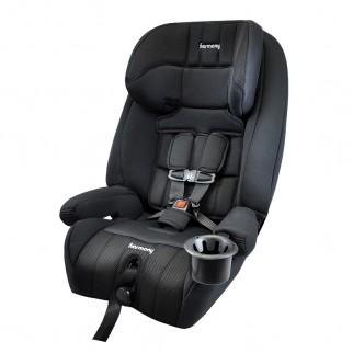 Defender 360° Siège d'auto de luxe 3-en-1 - Minuit