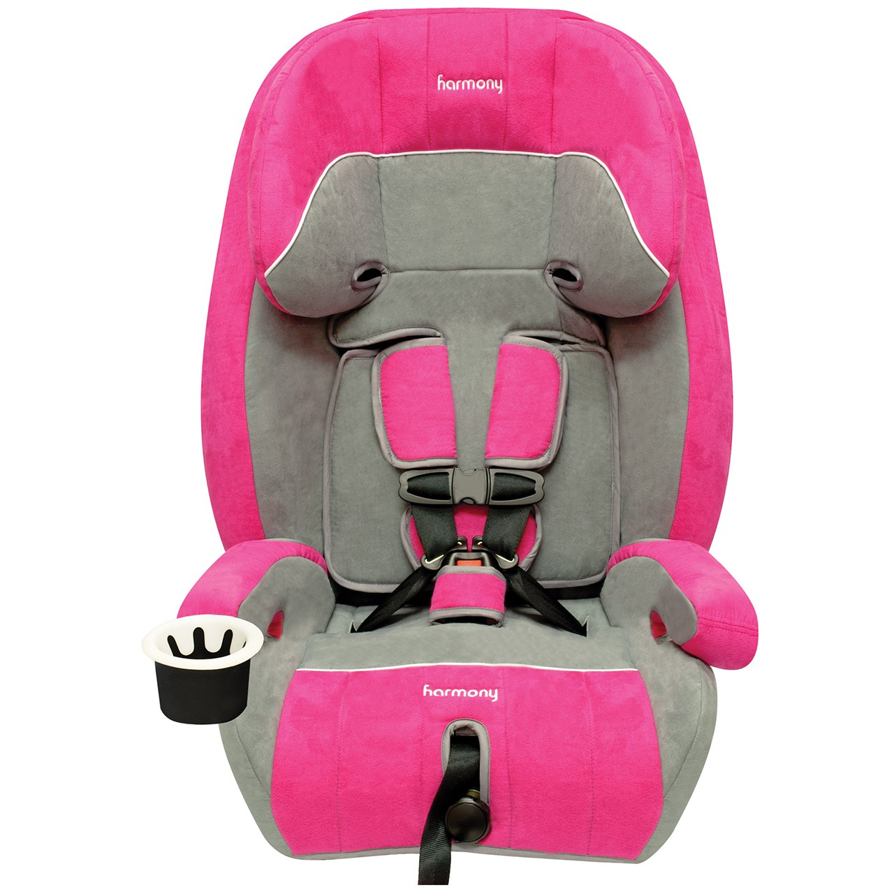Defender 360° 3-in-1 Combination Deluxe Car Seat - Raspberry