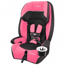 Defender 360° Sport 3-in-1 Combination Deluxe Car Seat - Pink/Black