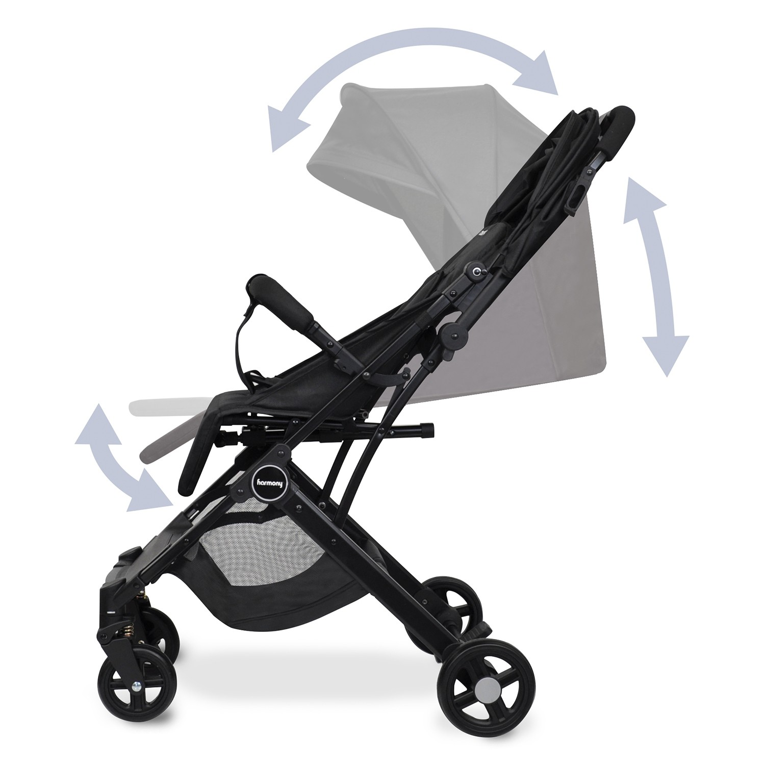 Urban Deluxe Microfold Pushchair
