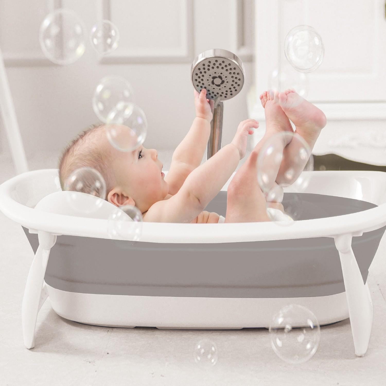 Flat Fold Infant Bathtub
