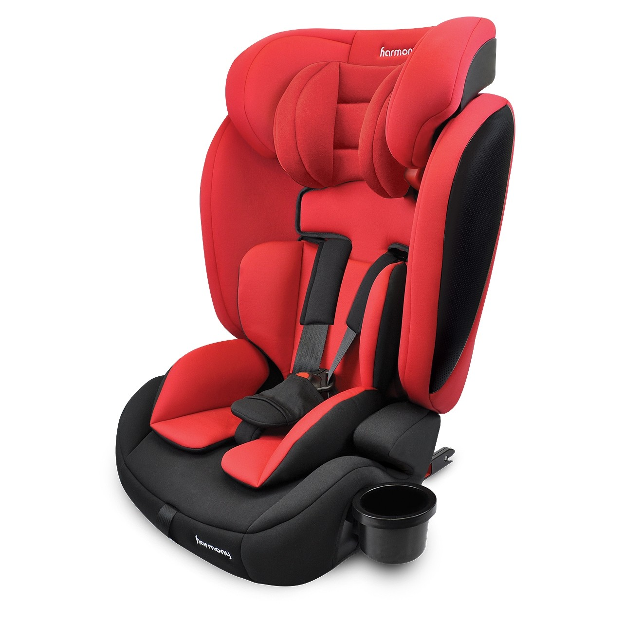 Optyma Harnessed Booster Car Seat (with Opty-Fix)