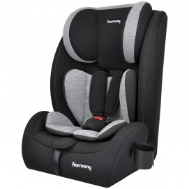 Vybe Deluxe Harnessed Booster Car Seat
