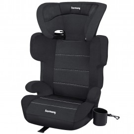 Dreamtime Elite Comfort Booster Car Seat with LATCH - Black