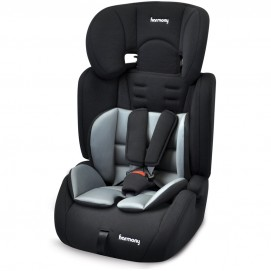 Venture Deluxe Harnessed Car Seat with Grey Insert
