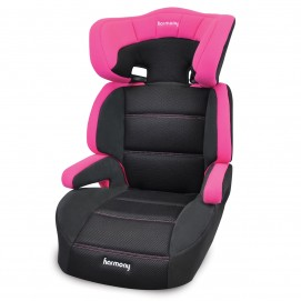 Dreamtime Deluxe Comfort Booster Car Seat - Rich Raspberry